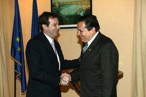 Visita A Francia Del Ministro De Relaciones Exteriores De El